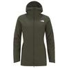 The North Face HIKESTELLER PARKA SHELL JACKET Frauen - Regenmantel - NEW TAUPE GREEN