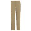 The North Face EXPLORATION CONVERTIBLE PANT Frauen - Trekkinghose - KELP TAN