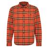 Patagonia M' S LW FJORD FLANNEL SHIRT Männer - Outdoor Hemd - LAWRENCE: HOT EMBER