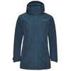 Vaude MEN' S IDRIS WOOL PARKA Männer - Wintermantel - STEELBLUE