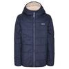 Patagonia BOYS'  REVERSIBLE READY FREDDY HOODY Kinder - Winterjacke - NEW NAVY