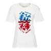 Patagonia W' S TOGETHER FOR THE PLANET ORGANIC CREW T-SHIRT Frauen - T-Shirt - WHITE