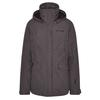 Vaude WOMEN' S SKOMER 3IN1 JACKET Frauen - Doppeljacke - PHANTOM BLACK