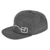 Ortovox MOUNTAIN LINE TRUCKER CAP Unisex - Mütze - GREY BLEND