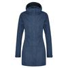 FRILUFTS HAGBY COAT Frauen - Regenmantel - DRESS BLUES