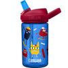 Camelbak KINDERTRINKFLASCHE EDDY+ KIDS Kinder - Trinkflasche - SKATE MONSTERS