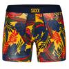 SAXX VIBE BOXER BRIEF Männer - Funktionsunterwäsche - YELLOW JUNGLE