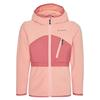 Vaude KIDS KATMAKI FLEECE JACKET II Kinder - Fleecejacke - SOFT ROSE