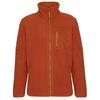 Jack Wolfskin KINGSWAY JACKET M Männer - Fleecejacke - COPPER