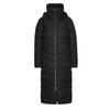 Jack Wolfskin KYOTO LONG COAT W Frauen - Wintermantel - BLACK