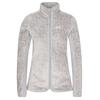 Jack Wolfskin PINE LEAF JACKET Frauen - Fleecejacke - SLATE GREY STRIPES