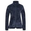 Jack Wolfskin PINE LEAF JACKET Frauen - Fleecejacke - MIDNIGHT BLUE STRIPES