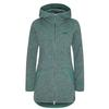 Jack Wolfskin PATAN LONG JACKET Frauen - Fleecejacke - NORTH ATLANTIC