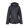 Marmot WM' S PRECIP STRETCH JACKET Frauen - Regenjacke - BLACK