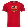 Elkline ROLLING Männer - T-Shirt - CHILIPEPPERRED