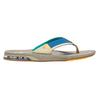 Reef FANNING LOW Männer - Outdoor Sandalen - TAN/BLUE