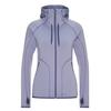 FRILUFTS SJUNKHATTEN HOODED FLEECE JACKET Frauen - Fleecejacke - TEMPEST
