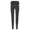 Craft ADV ESSENCE WARM TIGHTS W Frauen - Leggings - ASPHALT/AREA