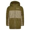 Columbia PORTEAU COVE  JACKET Kinder - Winterjacke - NEW OLIVE HEATHER, STONE GREEN