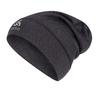 Odlo HAT YAK LONG WARM Unisex - Mütze - BLACK MELANGE