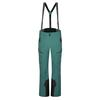 BlackYak PAJUNA PANTS Frauen - Skihose - MALLARD GREEN