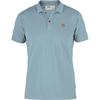Fjällräven ÖVIK POLO SHIRT M Männer - Polo-Shirt - CLAY BLUE