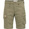 Fjällräven NIKKA SHORTS W Frauen - Shorts - LIGHT OLIVE