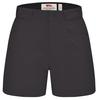 Fjällräven HIGH COAST LITE SHORTS W Frauen - Shorts - DARK GREY