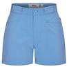 Fjällräven HIGH COAST LITE SHORTS W Frauen - Shorts - RIVER BLUE