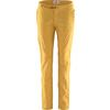 Fjällräven HIGH COAST TRAIL TROUSERS W Frauen - Trekkinghose - OCHRE