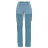 Fjällräven KEB TROUSERS CURVED W REG Frauen - Trekkinghose - CLAY BLUE-MINERAL BLUE