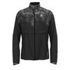 Odlo JACKET ZEROWEIGHT PRO WARM REFLECT Männer - Windbreaker - BLACK - REFLECTIVE GRAPHIC FW2