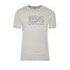 Royal Robbins GO EVERYWHERE TEE Männer - T-Shirt - PEWTER HTR