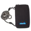 KAVU GO TIME - Portmonee - BLACK