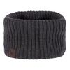 Buff KNITTED NECKWARMER COMFORT Unisex - Multifunktionstuch - NORVAL GREY