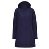 FRILUFTS SAKATA TWIN COAT Frauen - Regenmantel - EVENING BLUE