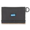 KAVU BILLINGS - Portmonee - JET BLACK