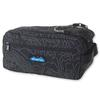 Kavu GRIZZLY KIT Unisex - Packbeutel - BLACK TOPO
