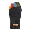 Barts PUPPETEER GLOVES Kinder - Handschuhe - DARK HEATHER