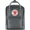 Fjällräven KÅNKEN MINI - Tagesrucksack - SUPER GREY-CHESS PATTERN