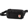 Fjällräven HIGH COAST HIP PACK Unisex - Hüfttasche - BLACK