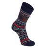 Libertad NORWAY SOCK Frauen - Wintersocken - NAVY