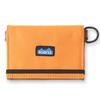KAVU BILLINGS - Portmonee - ATOMIC ORANGE
