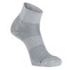 Wrightsock COOLMESH II QUARTER Unisex - Laufsocken - LIGHT GREY