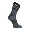 Wrightsock COOLMESH II CREW Unisex - Laufsocken - BLACK-GREY