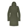 Tierra BALMACAAN 3L COAT W Frauen - Regenmantel - FOREST NIGHT
