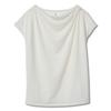 Royal Robbins ESSENTIAL TENCEL COWL NECK Frauen - Funktionsshirt - CREME