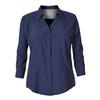 Royal Robbins EXPEDITION 3/4 SLEEVE Frauen - Outdoor Bluse - DEEP BLUE
