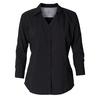 Royal Robbins EXPEDITION 3/4 SLEEVE Frauen - Outdoor Bluse - JET BLACK
