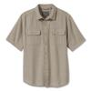 Royal Robbins COOL MESH ECO S/S Männer - Outdoor Hemd - KHAKI XD
